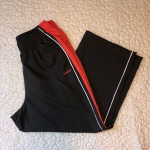 Reebok lightweight athletic pants Sz Small